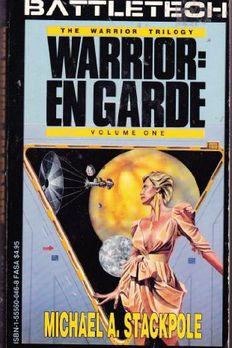 Warrior book cover