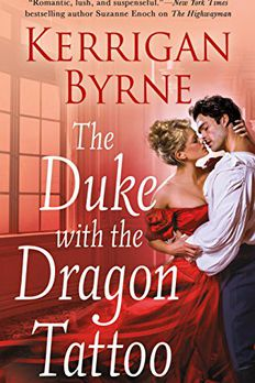 The Duke with the Dragon Tattoo book cover