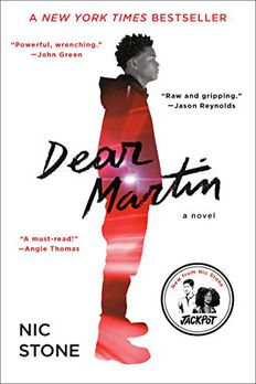 Dear Martin book cover