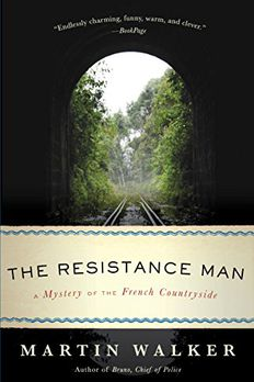 The Resistance Man book cover