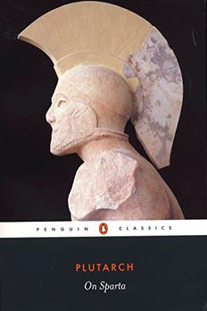 On Sparta book cover