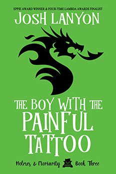 The Boy with the Painful Tattoo book cover