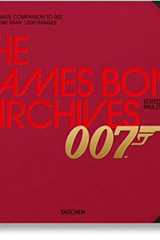The James Bond Archives book cover