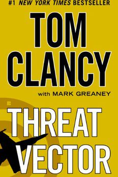 Threat Vector book cover