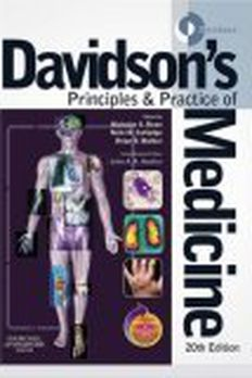 Davidson's Principles and Practice of Medicine book cover