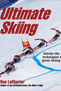 Ultimate Skiing book cover