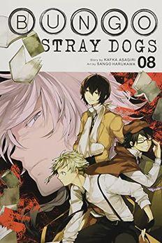 Bungo Stray Dogs, Vol. 8 book cover
