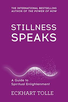 Stillness Speaks  book cover