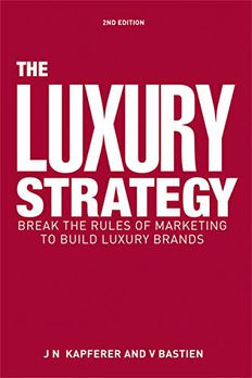 The Luxury Strategy book cover