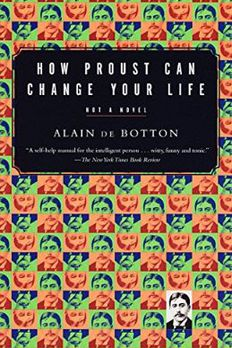 How Proust Can Change Your Life book cover