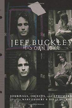 Jeff Buckley book cover