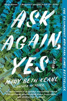 Ask Again, Yes book cover