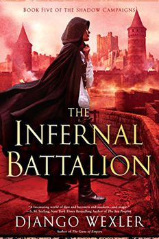 The Infernal Battalion book cover