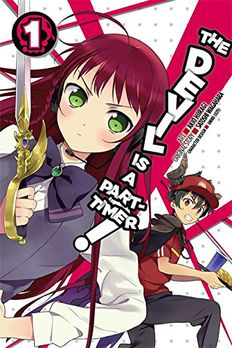 The Devil is a Part-Timer Manga, Vol. 1 book cover