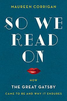 So We Read On book cover