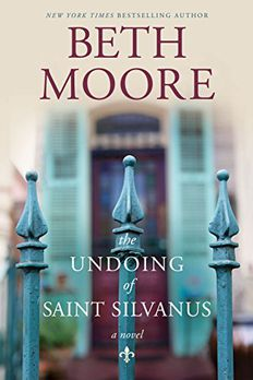 The Undoing of Saint Silvanus book cover