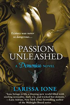 Passion Unleashed book cover