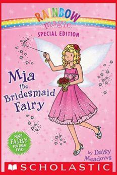 Mia the Bridesmaid Fairy book cover