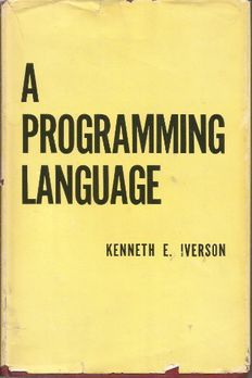A Programming Language book cover