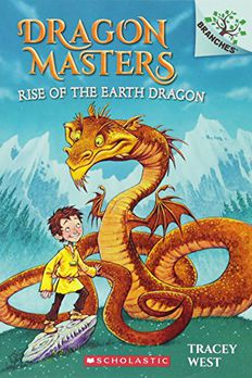 Rise of the Earth Dragon book cover