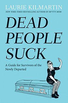 Dead People Suck book cover