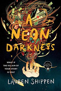 A Neon Darkness book cover