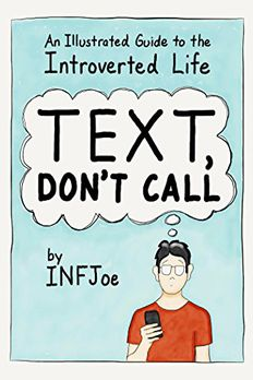 Text, Don't Call book cover