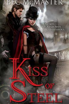 Kiss of Steel book cover
