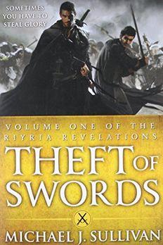 Theft of Swords, Vol. 1 book cover