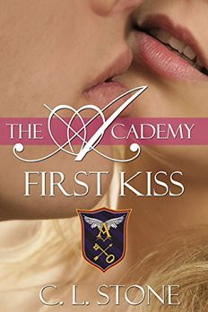 First Kiss book cover