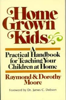 Home Grown Kids book cover