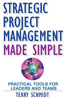 Strategic Project Management Made Simple book cover