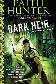 Dark Heir book cover