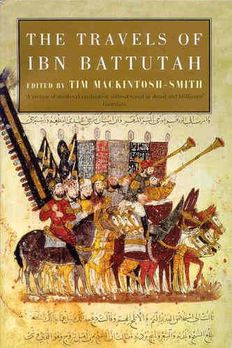 The Travels of Ibn Battutah book cover