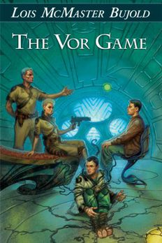 The Vor Game book cover