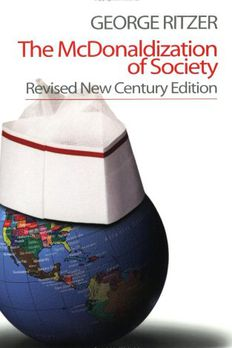 The McDonaldization of Society book cover