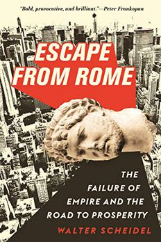 Escape from Rome book cover
