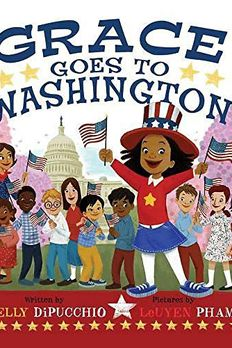 Grace Goes to Washington book cover