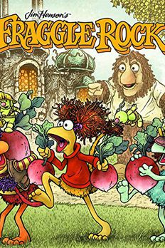 Fraggle Rock Tails and Tales book cover