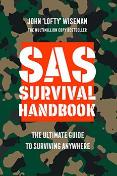 SAS Survival Handbook book cover
