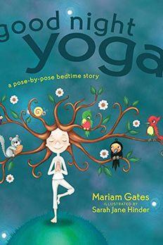 Good Night Yoga book cover
