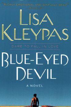 Blue-Eyed Devil book cover