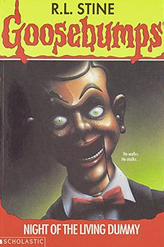 Night of the Living Dummy book cover