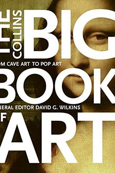 The Collins Big Book of Art book cover