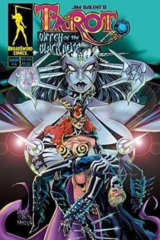 Tarot book cover