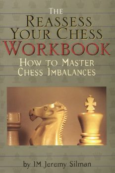 The Reassess Your Chess Workbook book cover