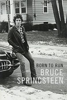 Born to Run book cover