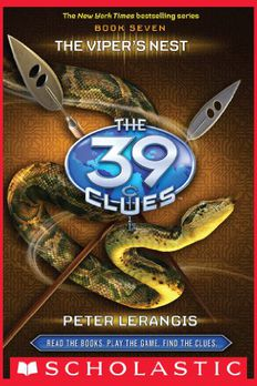 The Viper's Nest book cover