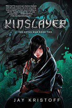 Kinslayer book cover