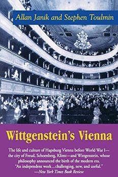 Wittgenstein's Vienna book cover